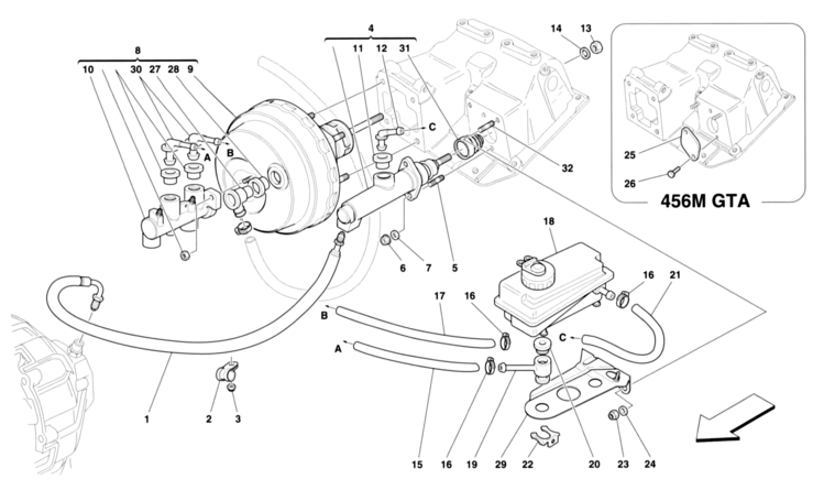 Hydraulic Circuits Schematics Fighter F5
