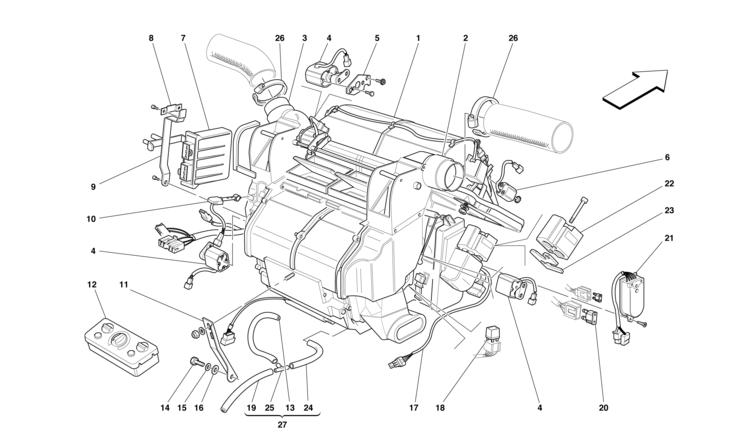 Ferrari Boxer Engine Diagram