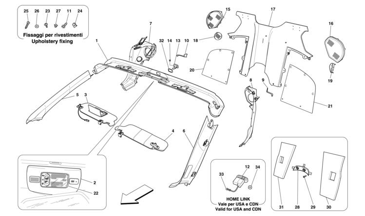 Algar Ferrari Parts Sa Aperta Table 113