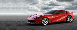 Ferrari 812 Superfast Extreme Performance V12 Berlinetta