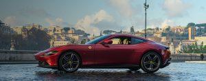 Live the Sweet Life in Ferrari Roma