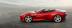 Sporty, Elegant, Versatile Turbo V8 Portofino